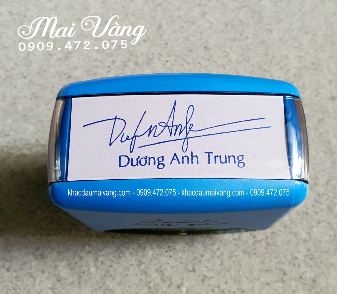 Một trong những đơn vị khắc dấu Tại Tân Bình giá rẻ uy tín, lun cho ra những sản phẩm đẹp chất lượng tốt nhất
