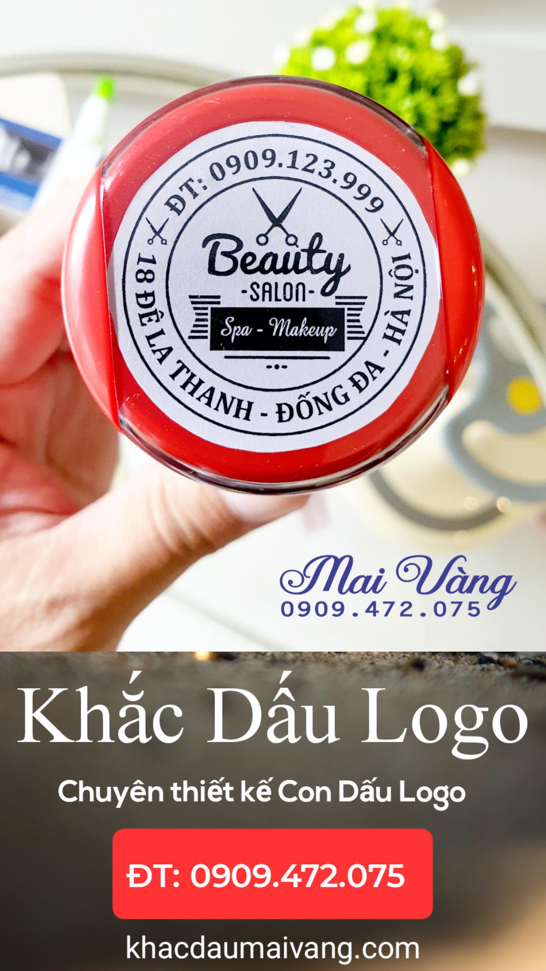 khắc con dấu logo theo yêu cầu, với thiết kế phù hợp với từng yêu cầu chúng tôi lun cho ra những sản phẩm con dấu đẹp