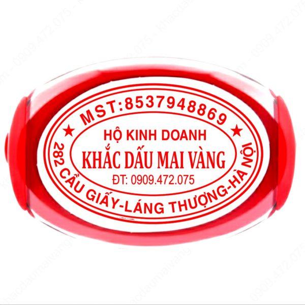 Nhận khắc dấu oval , elip - 0909 472 075 Làm Con Dấu Giá Rẻ Giao Hàng Tận Nơi, Luôn Có Nhiều Ưu Đãi Giảm Giá Khách Làm Số Lượng Nhiều - Xuất Hóa Đơn VAT 10%
