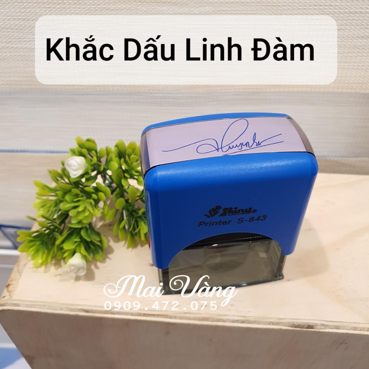 doanh nghiệp khắc dấu tại Linh Đàm Hoàng Mai Hà Nội, dịch vụ làm con dấu giá rẻ giao hàng tận nơi