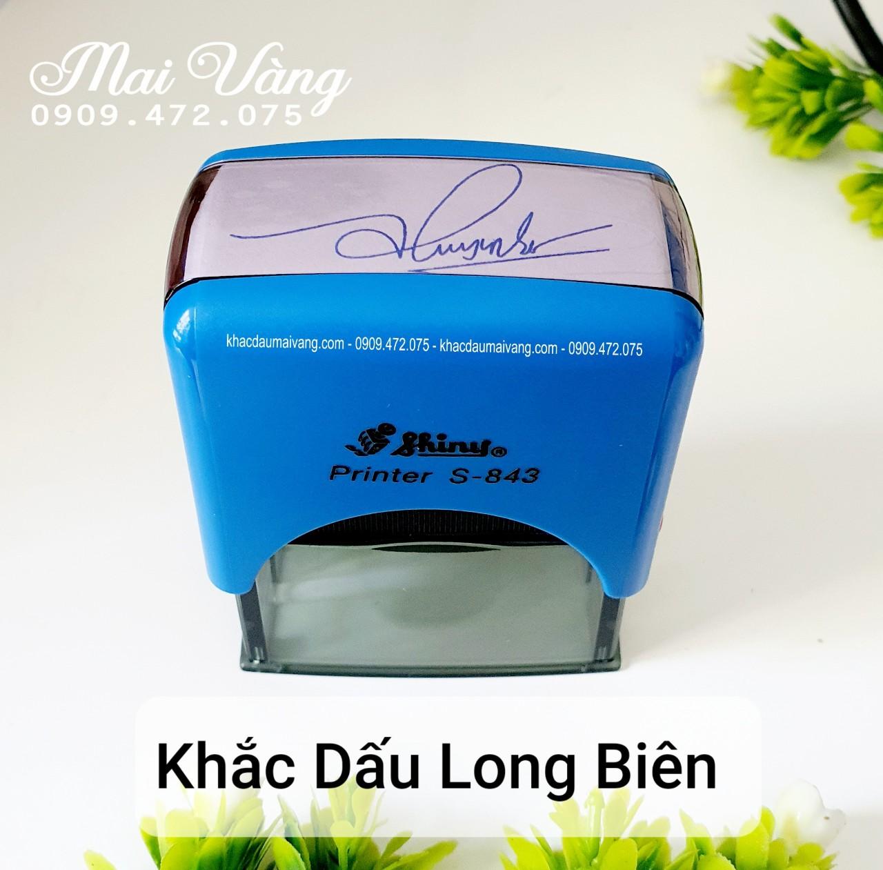 Hiện nay với các cửa hàng Khắc Dấu Tại Long Biên Hà Nội lun là dịch vụ làm con dấu uy tín giá rẻ.