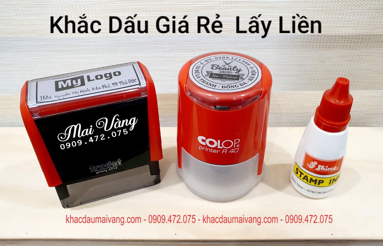 trong các doanh nghiệp khắc dấu tại Việt Trì Phú Thọ hiện nay, khắc dấu Mai Vàng Lun cho ra những sản phẩm đẹp uy tín, chất lượng