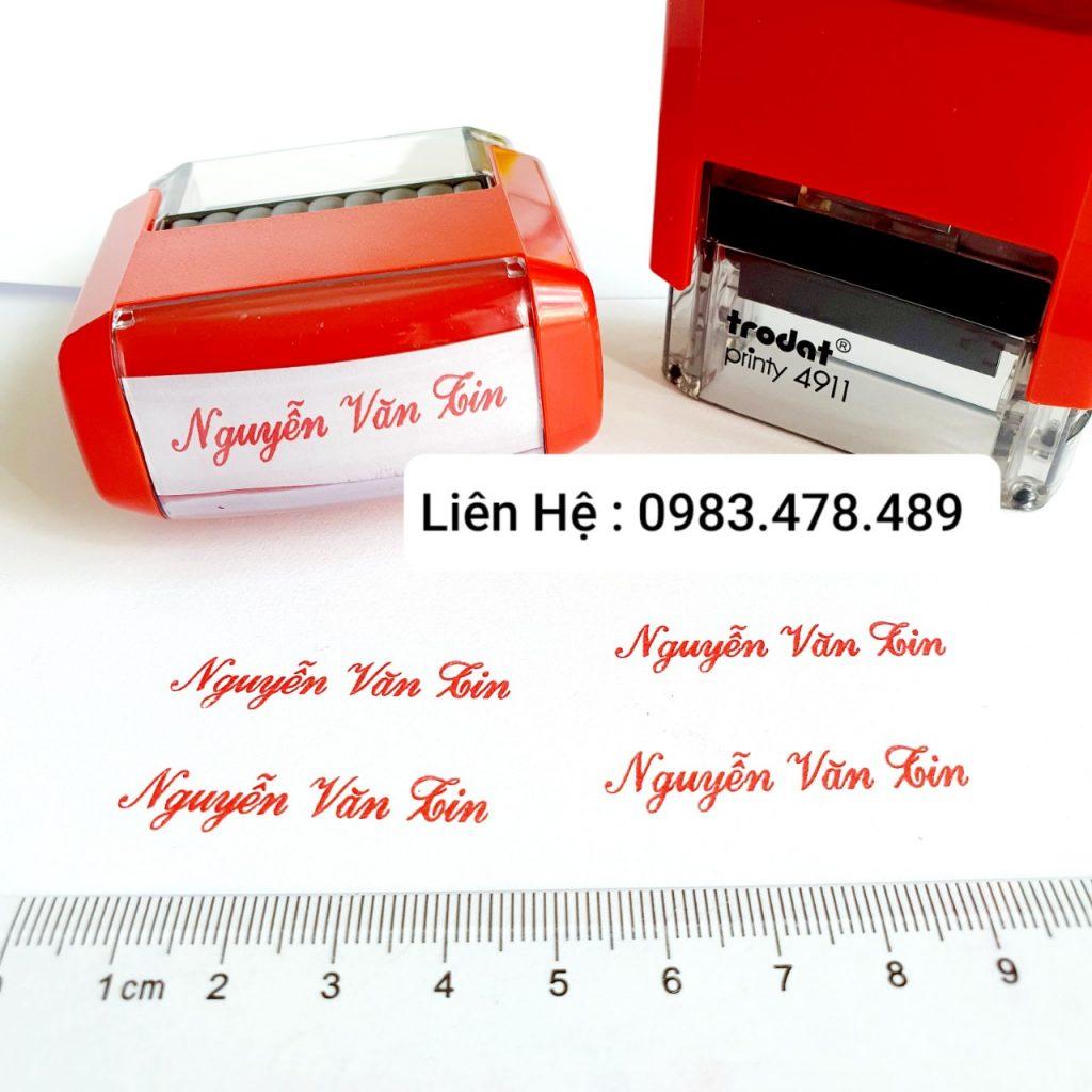 Khắc Dấu Mai Vàng chuyên cung cấp sỉ lẻ các sản phẩm con dấu tại Bắc Ninh.