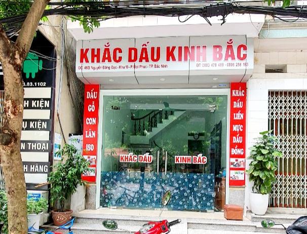 Khắc dấu giá rẻ tại Bắc Ninh chuyên nhận phân phối các loại con dấu sỉ lẻ. Xuất Hóa Đơn VAT 10%