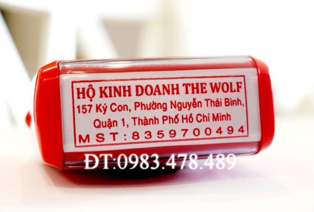 Làm con dấu vuông thiết kế theo yêu cầu phù hơp với từng nội dung, Nhận khắc Dấu Vuông Tại Bắc Ninh.